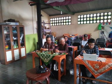 Evaluasi FKPT di Kampung Ngampilan RW 03