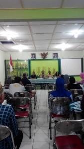 Rapat Koordinasi RT, RW dan Lembaga