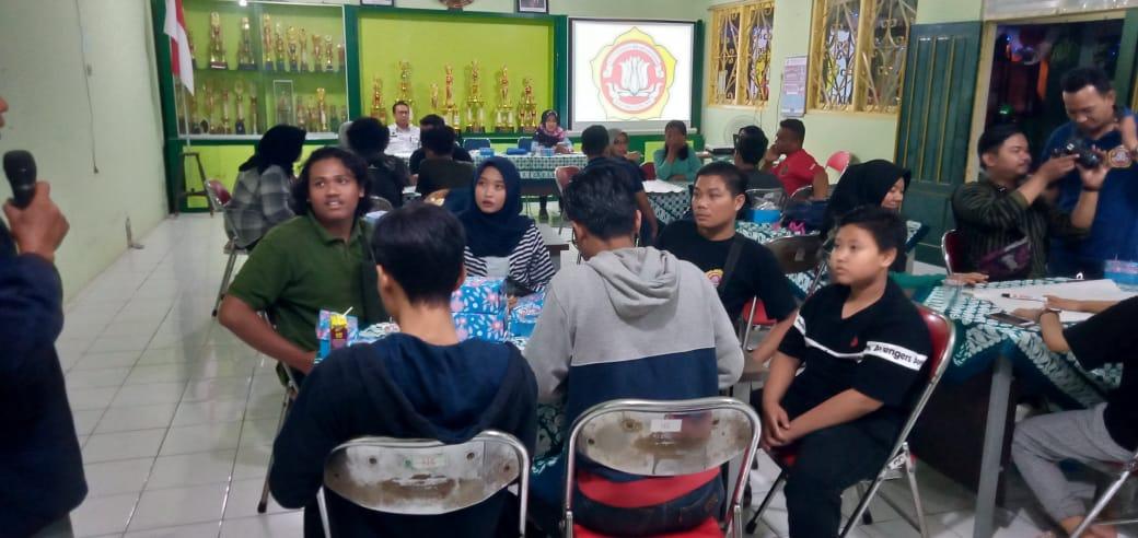 Outbound Management Training Karang Taruna Kel Ngampilan