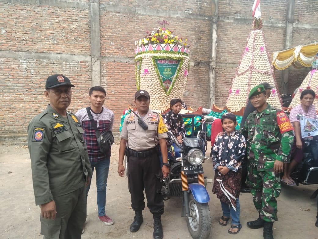 Karnaval Potensi Kelurahan Ngampilan (Merti Bakpia)