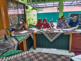 Agus Jaka Ikuti Musrenbang 2021 Di Kecamatan Ngampilan