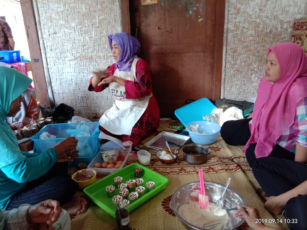 Pelatihan Olahan Telo Tempe Kampung Purwodiningratan